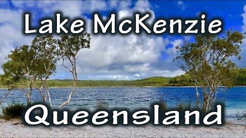 Lake McKenzie Marathon Swim, Fraser Island - Queensland (Physical Challenge #2)