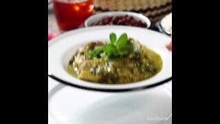 Pork meat with Verdolagas