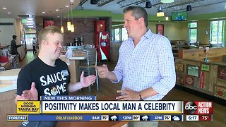 PDQ employee with Down Syndrome featured in documentary