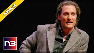 Matthew McConaughey Just Hinted at a Political Run