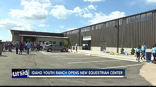 Idaho Youth Ranch opens equestrian center in Caldwell