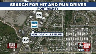 Bicyclist killed in Pasco County hit-and-run, authorities searching for driver