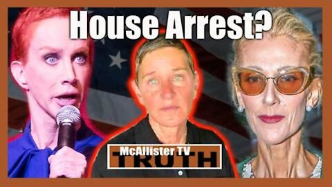 ~BREAKING THEIR FRANTIC CELEBRITY CODE! WERE THEY ALL ON HOUSE ARREST? GRETA SHAPESHIFTING VID!~
