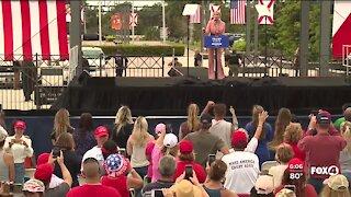 Ivanka Trump rallies voters around school choice