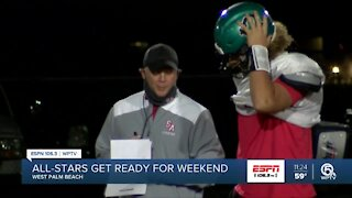 Teams prepare for all-star game