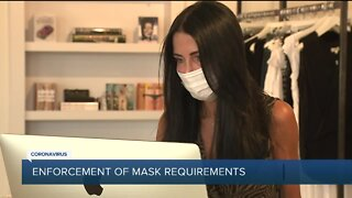 MI AG: Local police departments are best to deal with mask violations
