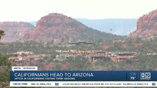 Californians flocking to Arizona amid pandemic