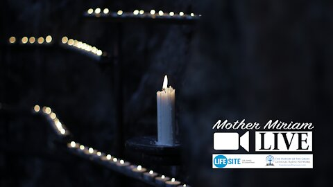'Light a candle in the darkness' and combat the evil in the world