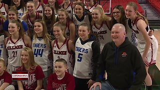 Would-be opponents come together after WIAA cancellations