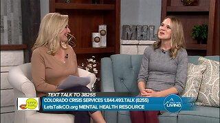 Let's Talk- Mental Health Month