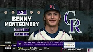 First round of MLB draft, how the Rockies picked