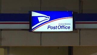 Postal service delays continue