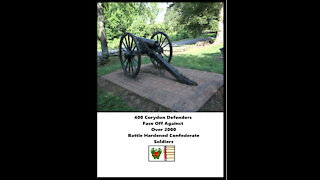 Indiana Places and History Podcast Battle of Corydon