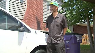Denver Uber driver out of work after hit-and-run crash with uninsured driver