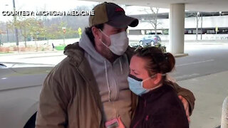 COVID survivors warn of pandemic fatigue