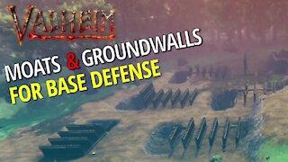 Moats And Ground-walls - Valheim