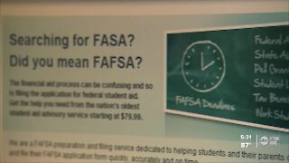Survey finds more families may apply for federal student aid due to pandemic