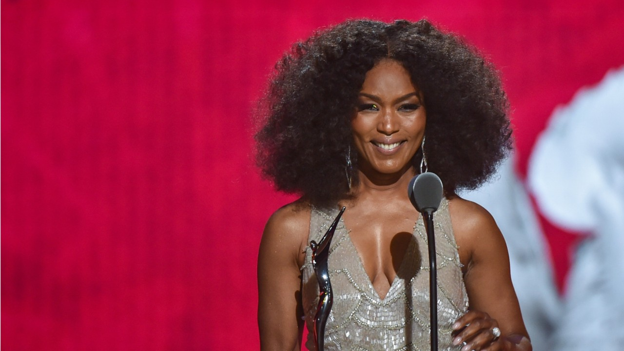Angela Bassett Speaks Out About Eating Healthy
