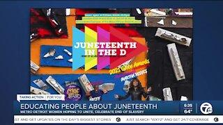 Metro Detroit celebrates Juneteenth