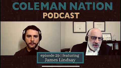 """Episode 29 Excerpt - James Lindsay on Why There's No """"New Discourses"""" Telegram Channel"""