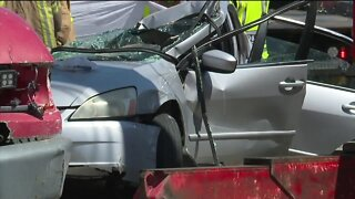 10-year-old girl killed in vehicle rollover accident in Warren