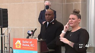 KCMO Mayor Lucas announces new COVID-19 guidelines