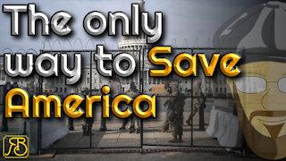 Will convicting Trump really save America?