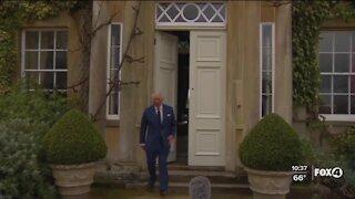 Prince Philip funeral next Saturday