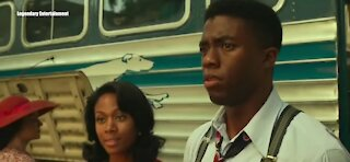 AMC honors Chadwick Boseman