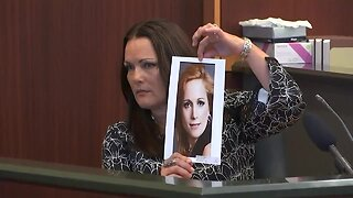 Jimmy Rodgers murder trial: Questioning of Ann Lisa