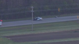 2 hospitalized after serious crash in Lorain County
