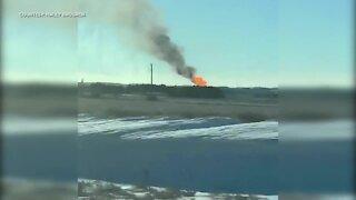 BREAKING: Gas pipeline explosion near Lyons, NE
