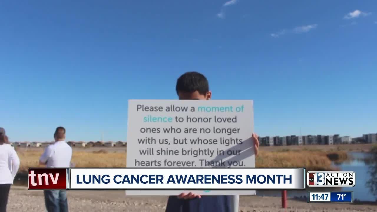 American Lung Association Nevada hosts Lung Cancer and Women Walk