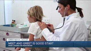 Children's Wisconsin discusses picking a pediatrician