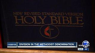 United Methodist Church Gay Clergy Ban