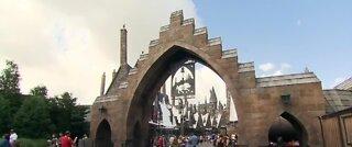 Universal Orlando reopening its door