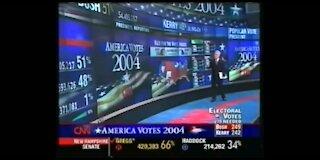 2004 CNN Election Night Coverage