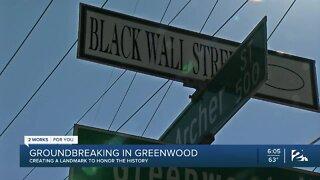 Historic Landmark Breaking Ground in Tulsa's Greenwood District