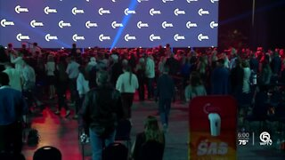 Contact 5 investigates maskless crowds at convention center