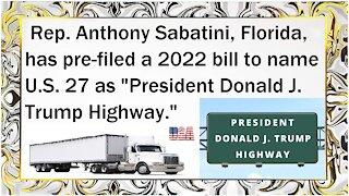 President Donald J. Trump Highway