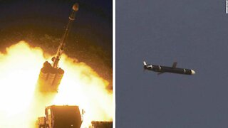 North Korea Successfully Launches New Long-Range Cruise Missiles on 911