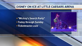 'Mickey's Search Party' Disney on Ice to play at Little Caesars Arena