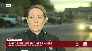 Police provide update on AMBER Alert from Peoria