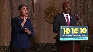 KCMO Mayor Quinton Lucas unveils 10/10/10 rule