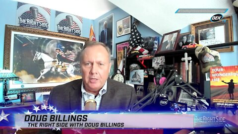 The Right Side with Doug Billings - September 8, 2021