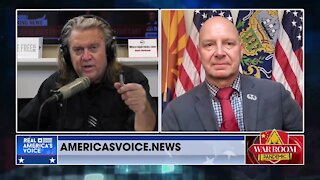 Doug Mastriano Reports Live From Arizona: Audit is Gold Standard for Transparency