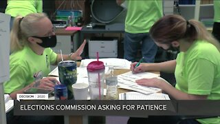 Wisconsin Election Commission gives final update on voting in Wisconsin