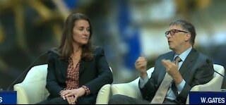 Bill, Melinda Gates fiances shared after divorce announcement