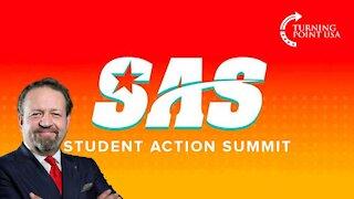 What they won't tell you. Sebastian Gorka at Turning Point USA 's #SAS2020