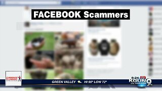 """Facebook scammers targeting """"friends"""""""